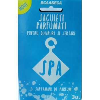 Set 3 saculeti parfumati Spa